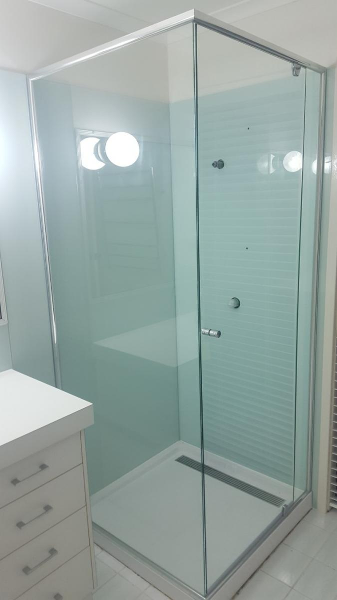 Semi Frameless Shower Screens Clearly Glass